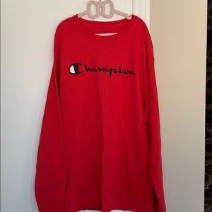 Champion long sleeve